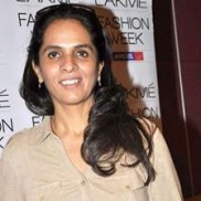 Indian Fashion Designer Anita Dongre