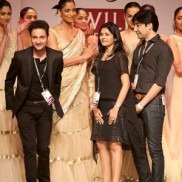 Indian Fashion Designer Duo of Rabani and Rakha