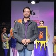 Indian Fashion Designer Felix Bendish
