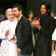 Indian Fashion Designer from Kashmir - Zubair Kirmani