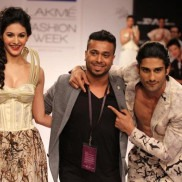 Contemporary Indian Fashion Designer Ken Fernandes