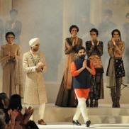 Indian Fashion Designer of Beautiful and Luxurious Bridal Clothing - Sabyasachi Mukherjee