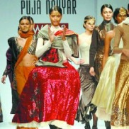 Indian Fashion Designer of Contemporary Indian Designer Clothes - Puja Nayyar