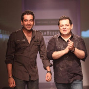 Indian Fashion Designers of Contemporary Indian Clothes - Rohit Gandhi & Rahul Khanna