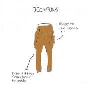 Menswear- Jodhpurs