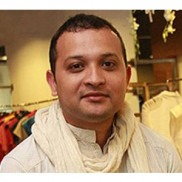 Indian Designer Joyjit Talukdar