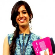 Indian Fashion Designer Karishma Shahani