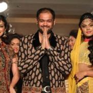 Indian Fashion Designer Shravan Kumar