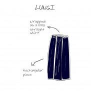 Menswear- Lungi