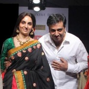 Indian Designers Meera and Rohit Aggarwal