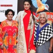 Fashion Designer duo of Mona and Pali
