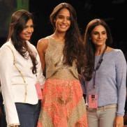 Fashion Designers Monica And Karishma for Jade