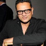 Indian Fashion Designer Naeem Khan