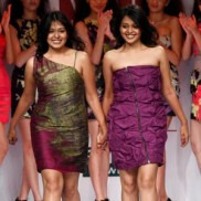 Indian Designer Nidhi and Divya Gambhir