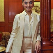 Indian Designer and Celebrity Stylist Pernia Qureshi