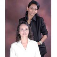 Indian Designer Ritu and Rochana