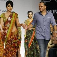 Indian Fashion Designer Sashikant Naidu