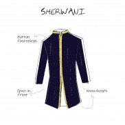 Menswear- What is a Sherwani?