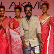 Indian Fashion Designer Soumitra Mondal