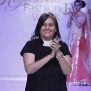 Indian Fashion Designer Sulakshana Monga