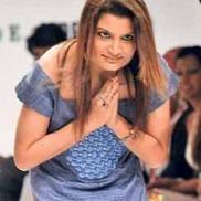 Indian fashion designer Jyotee Khaitan