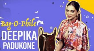 BAG-O-FILE DEEPIKA PADUKONE'S PERSONAL COLLECTION