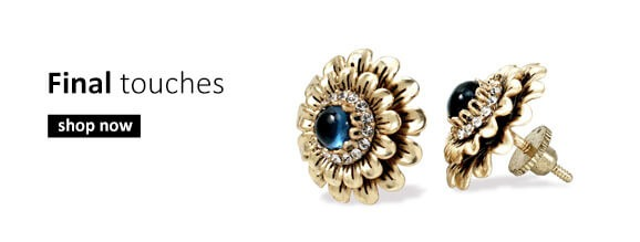Shop Beautiful Indian Jewellery and Accessories including Earrings, Necklaces and Rings