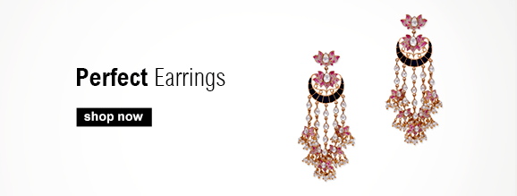 Buy Indian Earrings and Indian Jewellery that is perfect to match with Traditional Indian Clothes