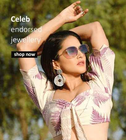 Buy Bollywood celebrity endorsed jewellery from Indian designer brand Arvino