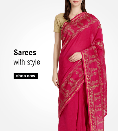 Buy Indian Sarees including contemporary prints. Perfect styles for summer Indian weddings