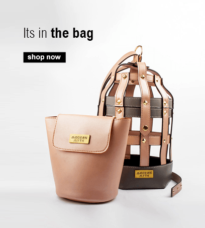 Buy Indian bags made from Vegan Leather including day leather bags