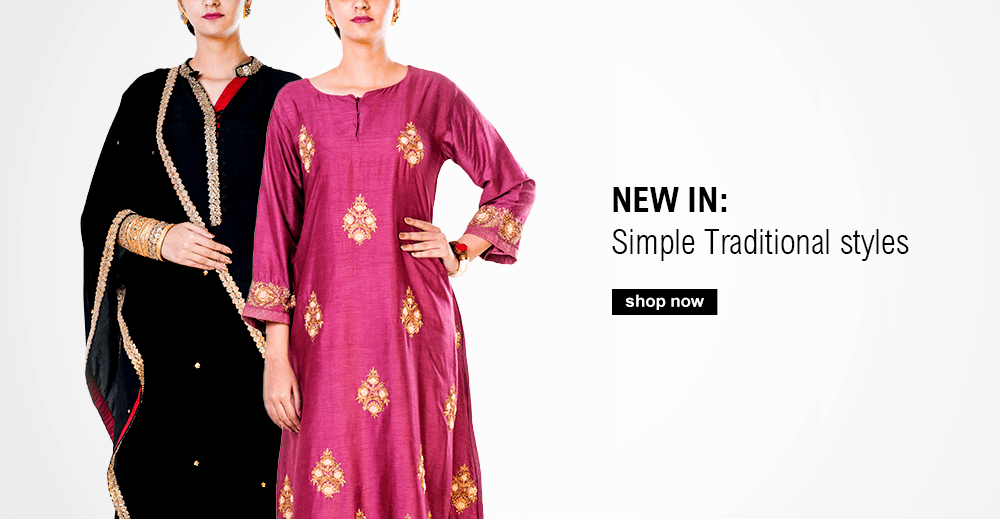 Buy Traditional Indian Tunics, Salwar Suits, Anarkali Suits