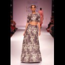 Payal Singhal-PAYAL SINGHAL AT LAKME FASHION WEEK - SS14 - LOOK 12