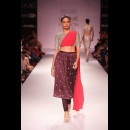 Payal Singhal-PAYAL SINGHAL AT LAKME FASHION WEEK - SS14 - LOOK 16