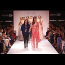 Payal Singhal-PAYAL SINGHAL AT LAKME FASHION WEEK - SS14 - LOOK 19