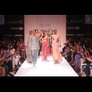 Payal Singhal-PAYAL SINGHAL AT LAKME FASHION WEEK - SS14 - LOOK 22