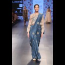 Payal Singhal-PAYAL SINGHAL AT LAKME FASHION WEEK - AW16 - LOOK 1