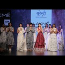 Surendri-Surendri by Yogesh Chaudhary at Lakme Fashion Week - AW16 - Look 13