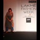 Asa Kazingmei at Lakme Fashion Week - AW16 - Look 4
