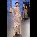 Payal Singhal-PAYAL SINGHAL AT LAKME FASHION WEEK - AW16 - LOOK 8