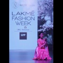 Neeta Lulla-NEETA LULLA AT LAKME FASHION WEEK - AW16 - LOOK 9