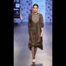 Payal Singhal-PAYAL SINGHAL AT LAKME FASHION WEEK - AW16 - LOOK 12
