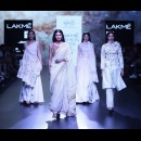 Surendri-Surendri by Yogesh Chaudhary at Lakme Fashion Week - AW16 - Look 7