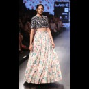 Payal Singhal-PAYAL SINGHAL AT LAKME FASHION WEEK - AW16 - LOOK 14