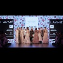 Payal Singhal-PAYAL SINGHAL AT LAKME FASHION WEEK - AW16 - LOOK 18