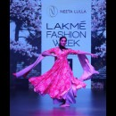 Neeta Lulla-NEETA LULLA AT LAKME FASHION WEEK - AW16 - LOOK 36