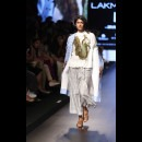Aarti Vijay Gupta at Lakme Fashion Week AW16 - Look 11