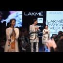 Aarti Vijay Gupta at Lakme Fashion Week AW16 - Look 12