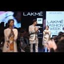 Aarti Vijay Gupta at Lakme Fashion Week AW16 - Look 7