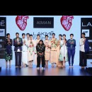 Armaan Aiman by Aiman Agha and Armaan Randhawa at Lakme Fashion Week AW16 - Look 6